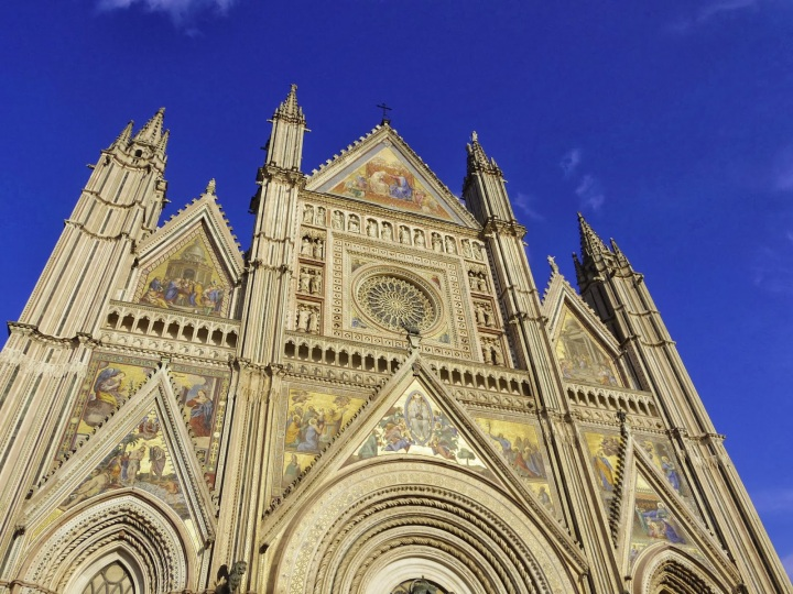 Italy – Orvieto's glorious cathedral