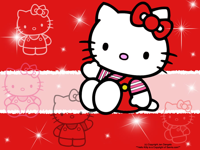 Hello Kitty makes a comeback
