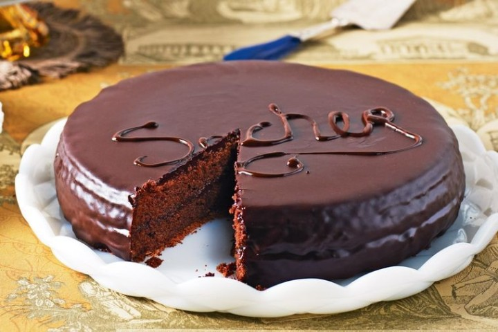 AUSTRIA: I'm a Sacher for a good cake!
