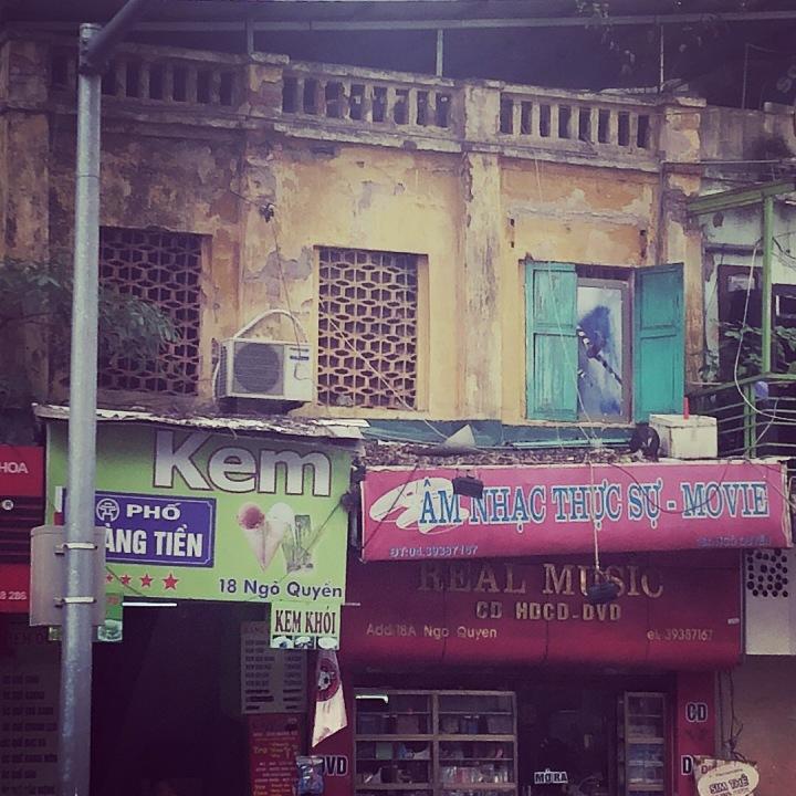 Street wise: Hanoi,Vietnam