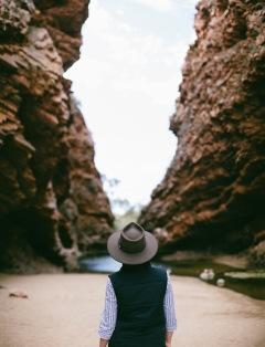 13. Alice Springs Touring - Simpsons Gap