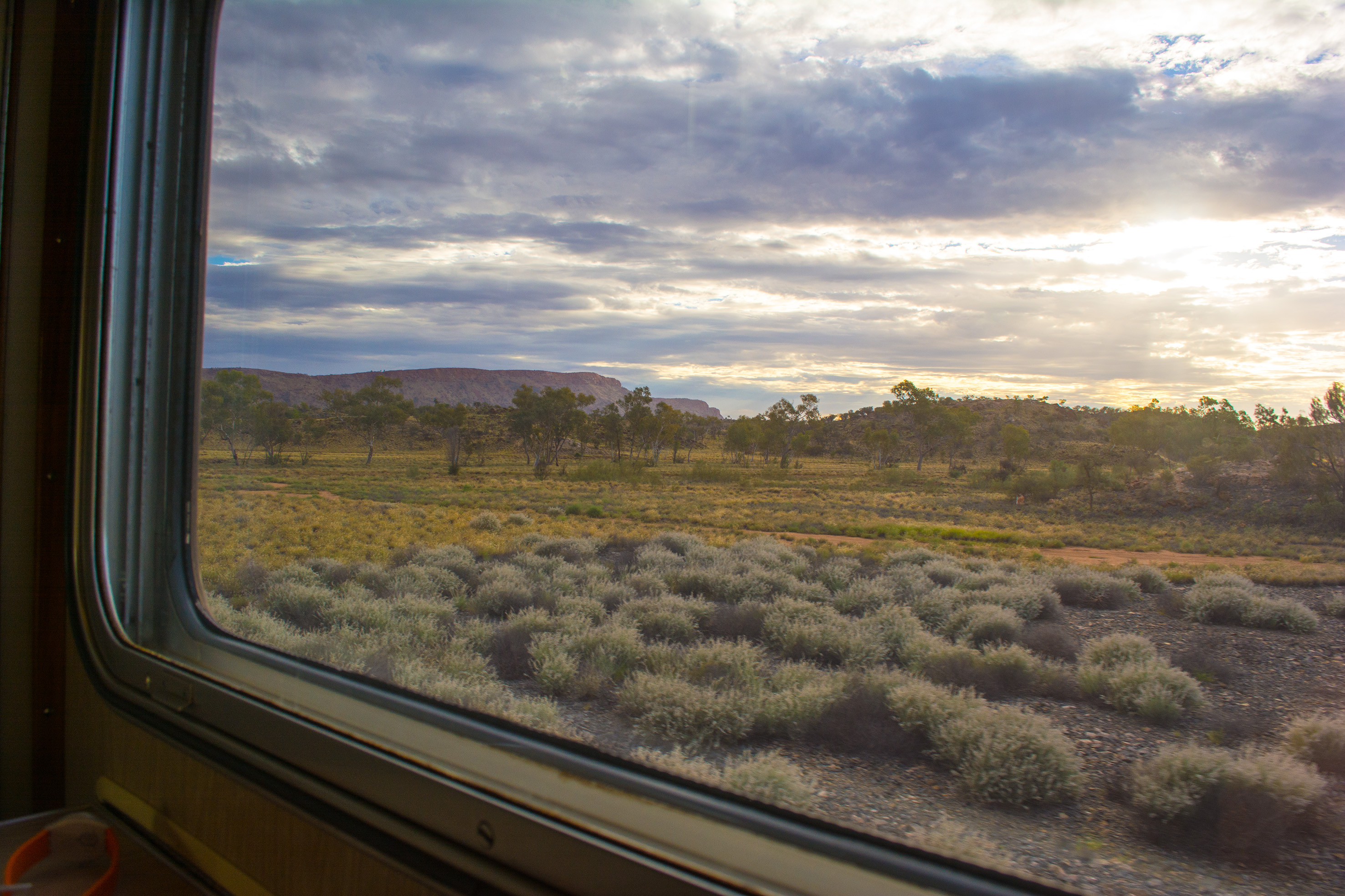 20. Views from The Ghan
