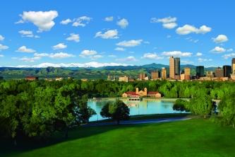 Denver Skyline Credit VISIT DENVER