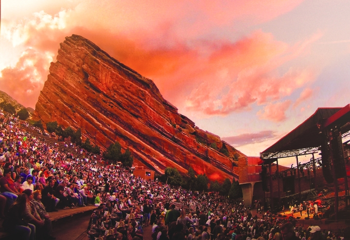 USA – Red Rocks and a Mile High City