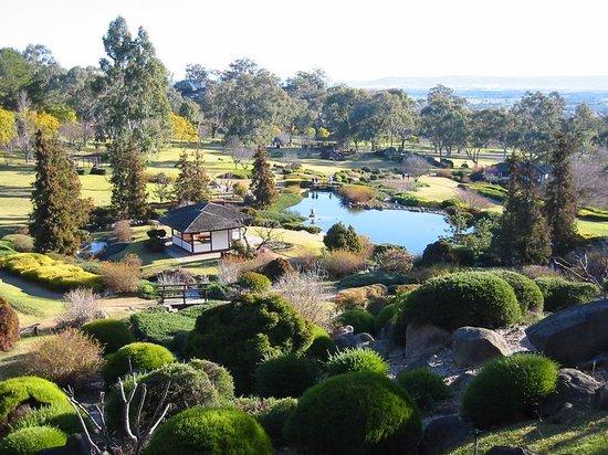 Cowra Japanese Gardens.